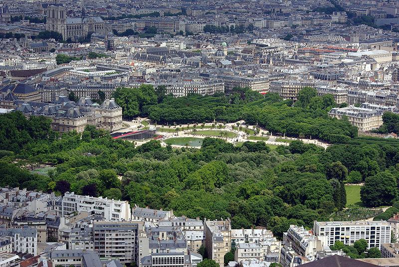 Luxembourg Gardens