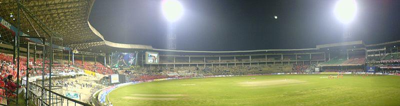 M Chinnaswamy Stadium
