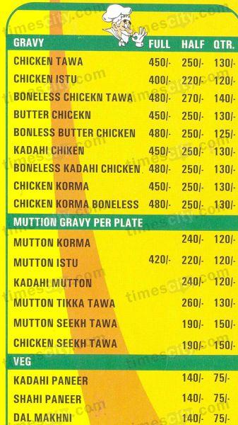 M G Qureshi Kabab Corner