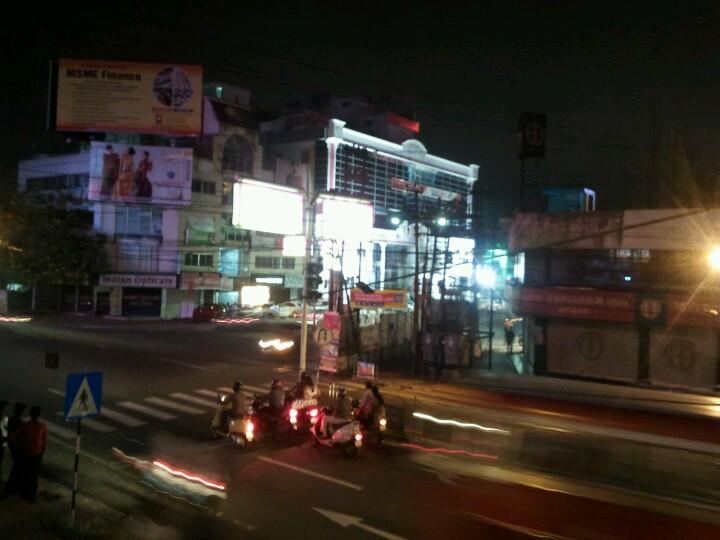 M G Road
