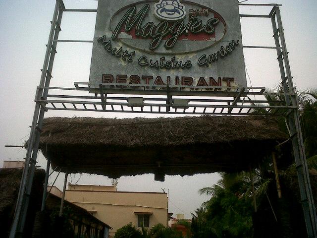 Maggi's