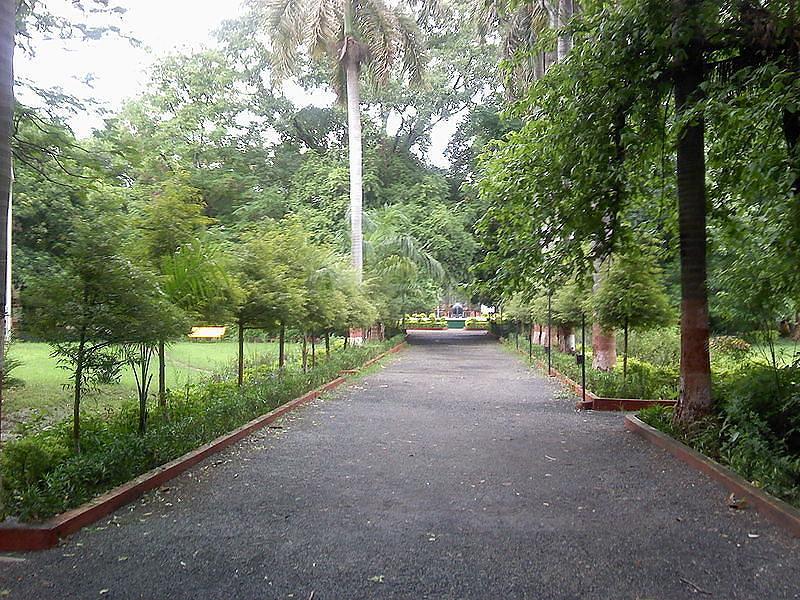 Maharaj Bagh / Botanical Garden