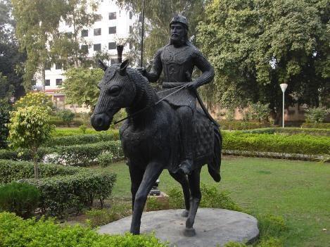 Maharaja Ranjit Singh's Statue