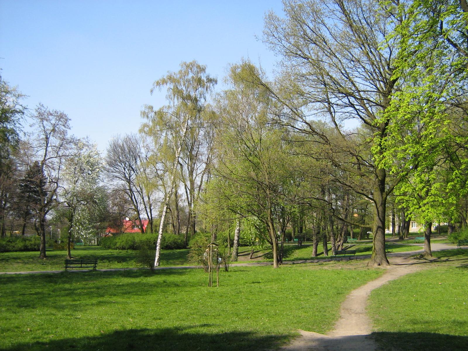 Maharajke Park