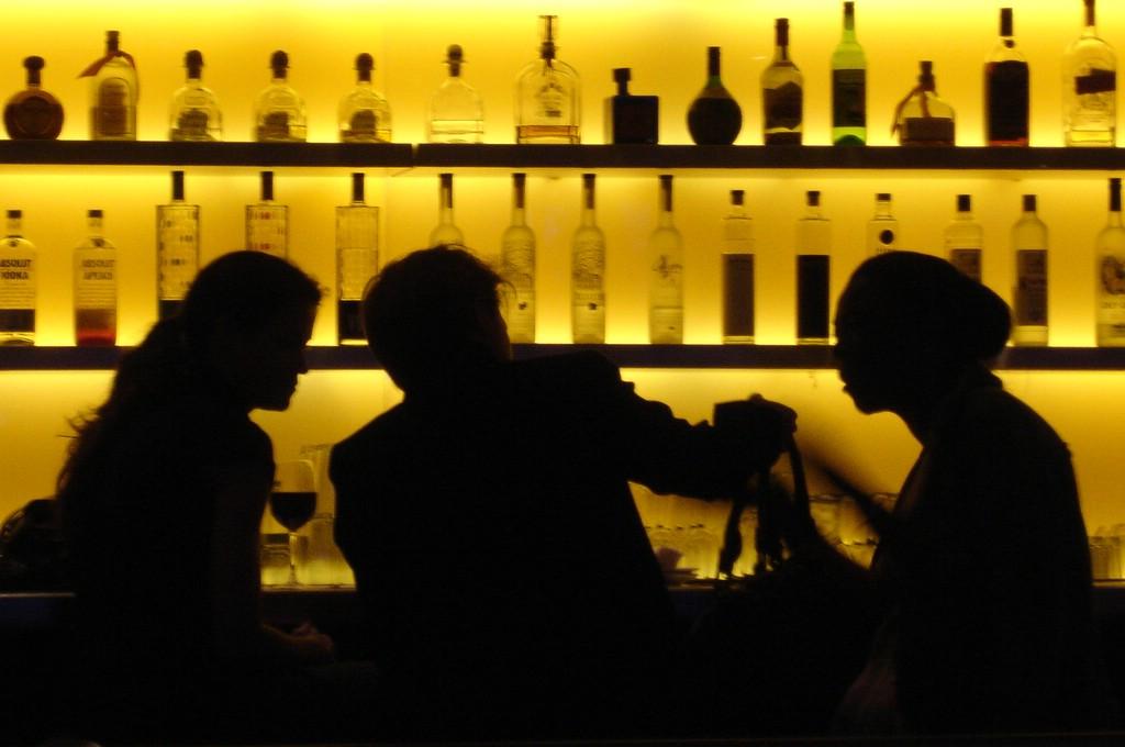 Maharani Express Bar