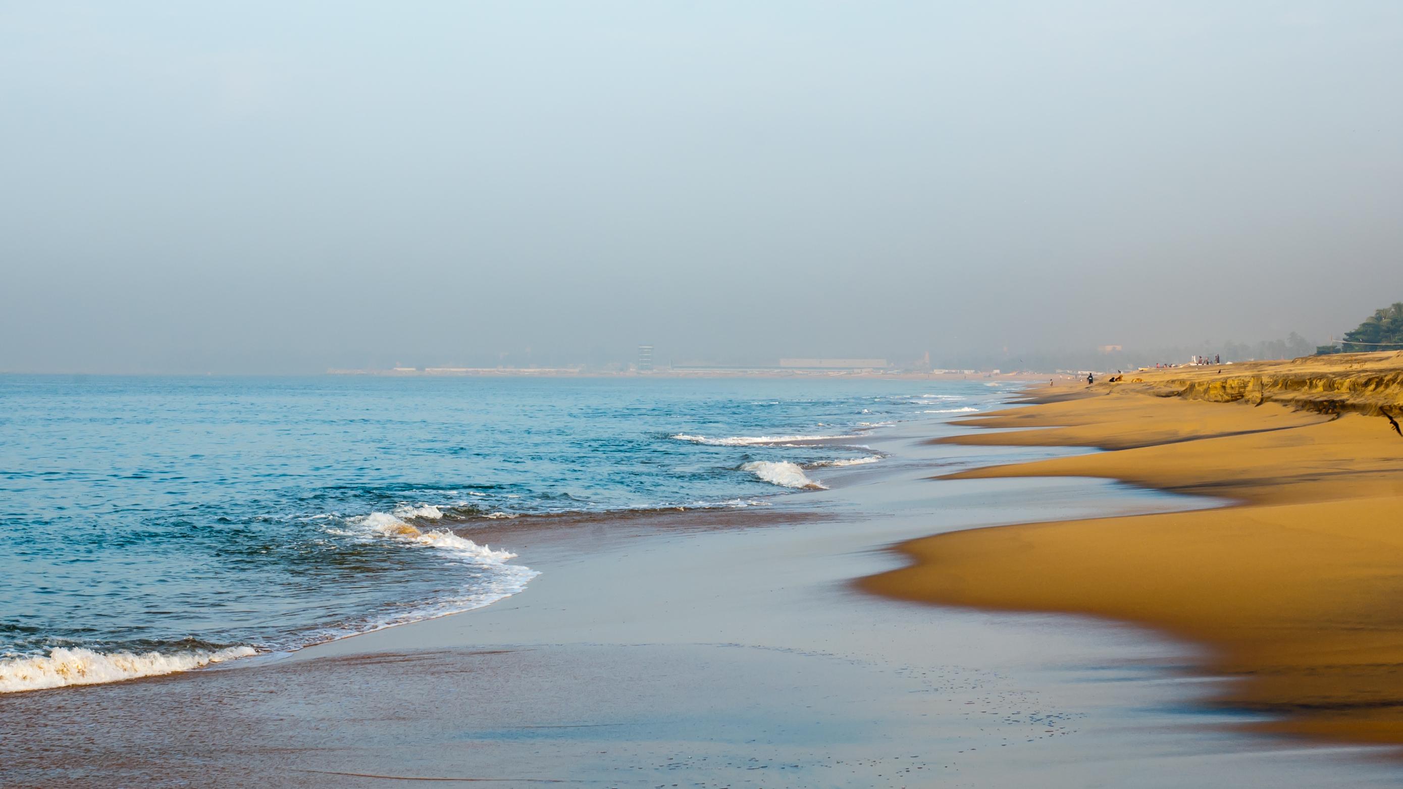 Mahatma Gandhi Beach & Park