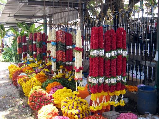 Malleswaram Market