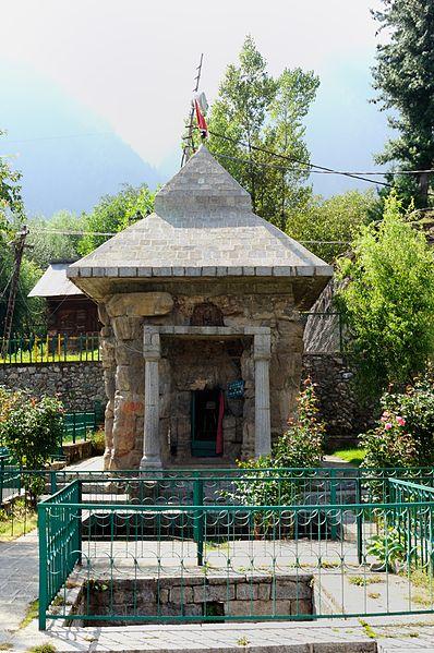 Mamaleshwar Shiva Temple