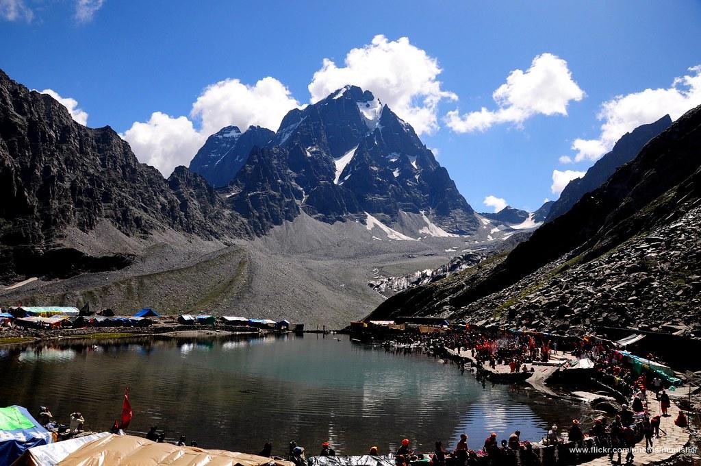 Mani Mahesh Lake