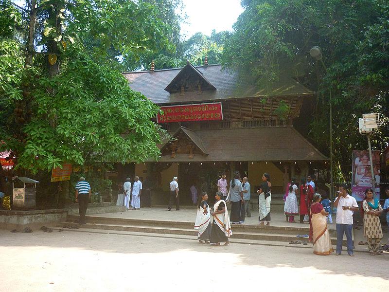 Mannarasala Snake Temple