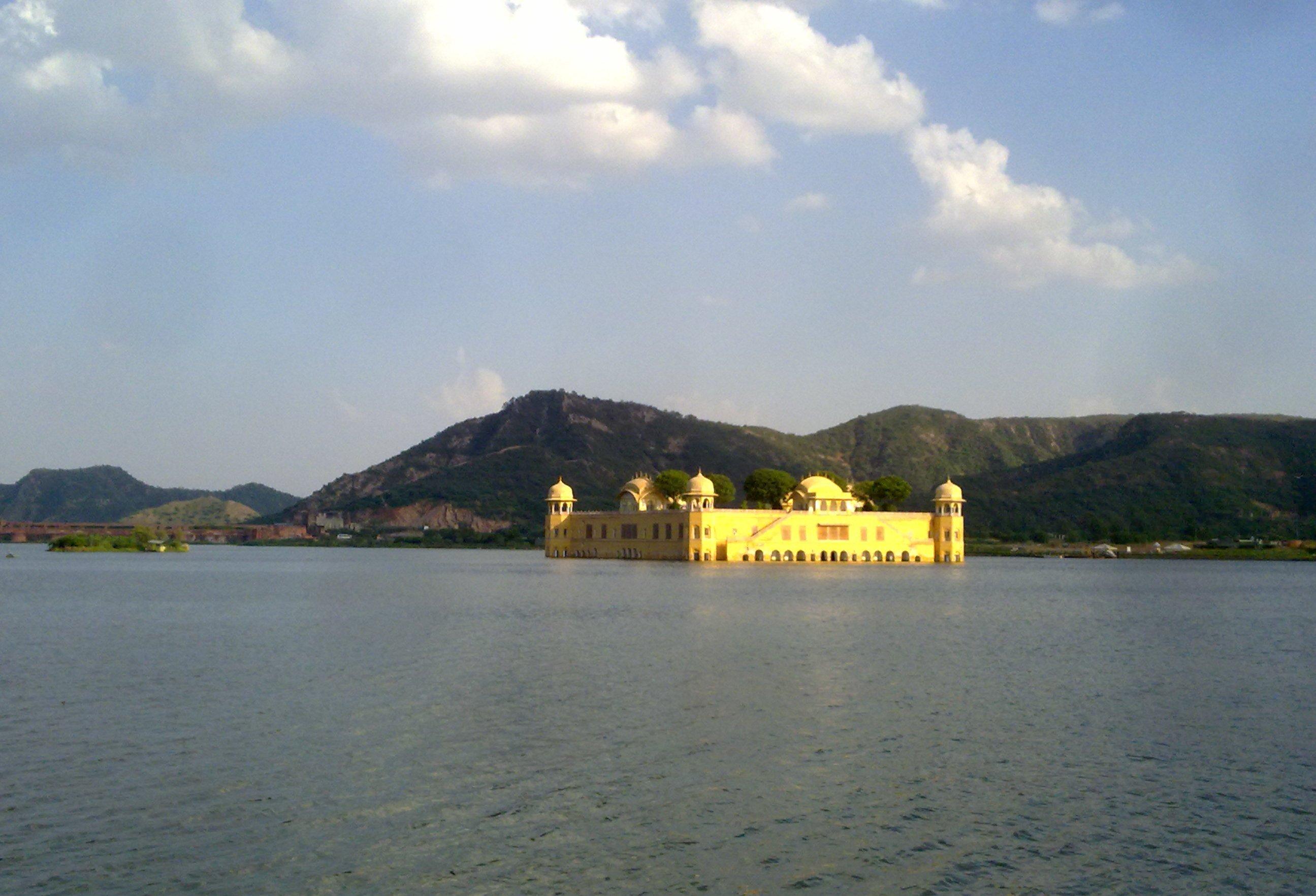 Mansagar Lake