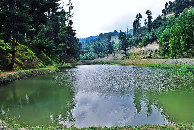 Mansar and Surinsar Lakes