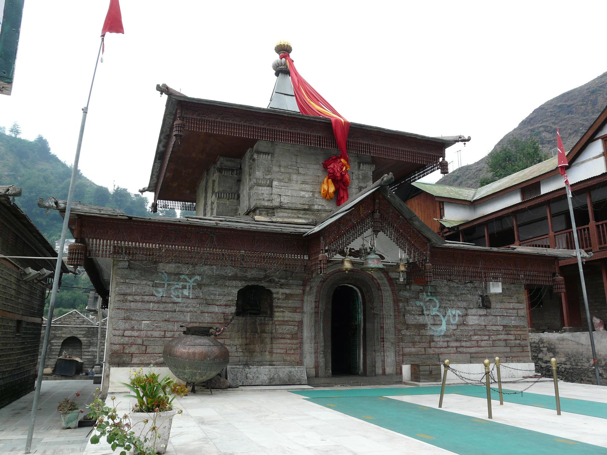 Mata Hatkoti Temple