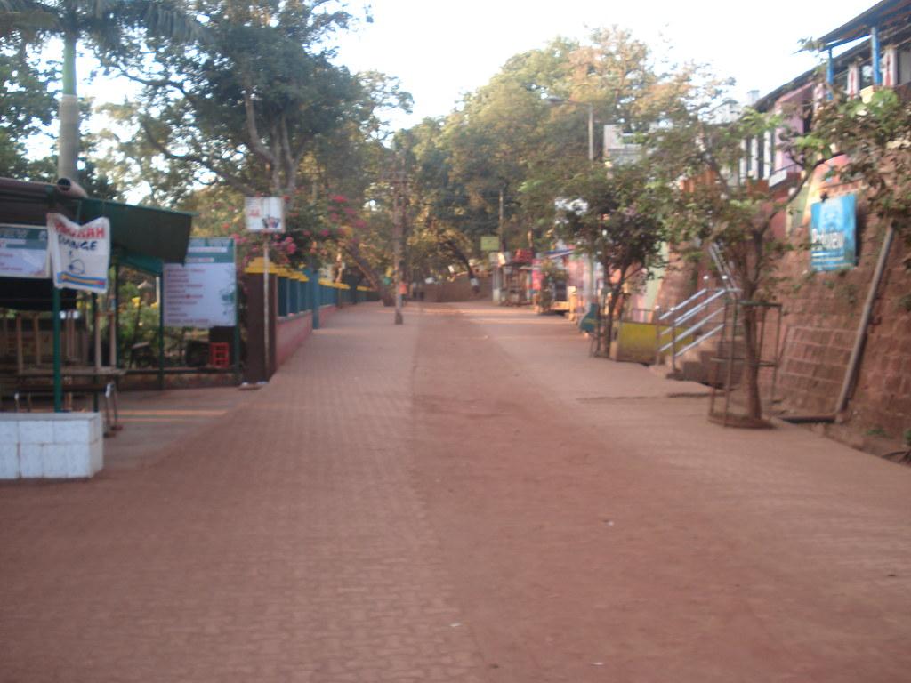 Matheran Market