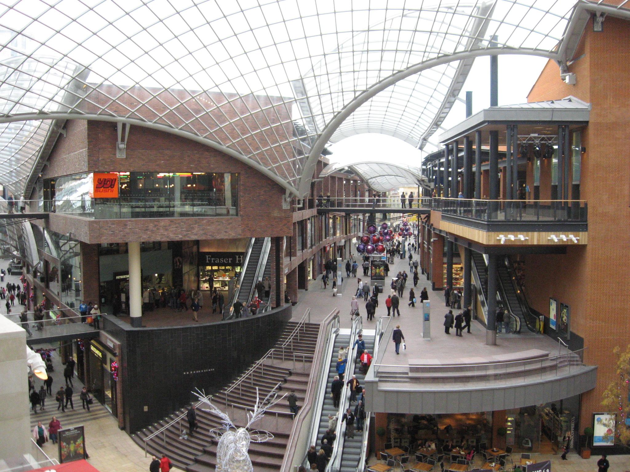 Meghdhan Shopping Complex