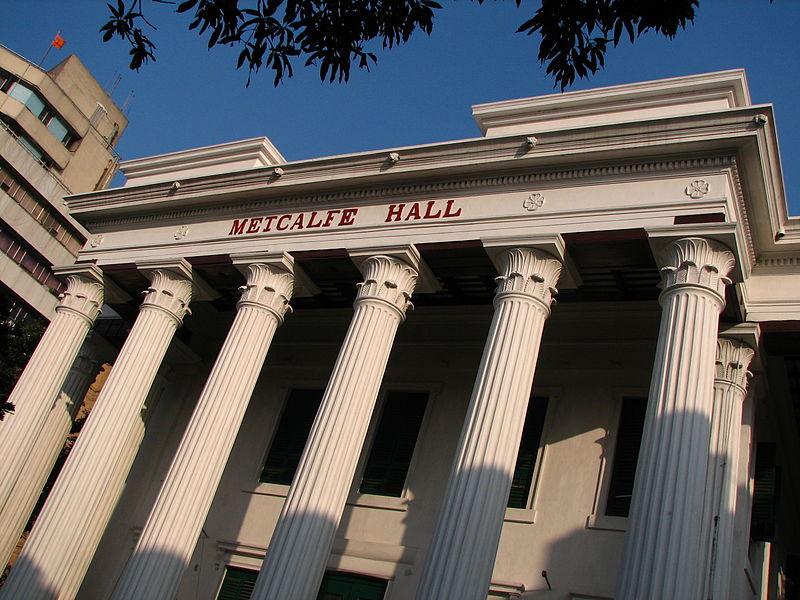 Metcalfe Hall