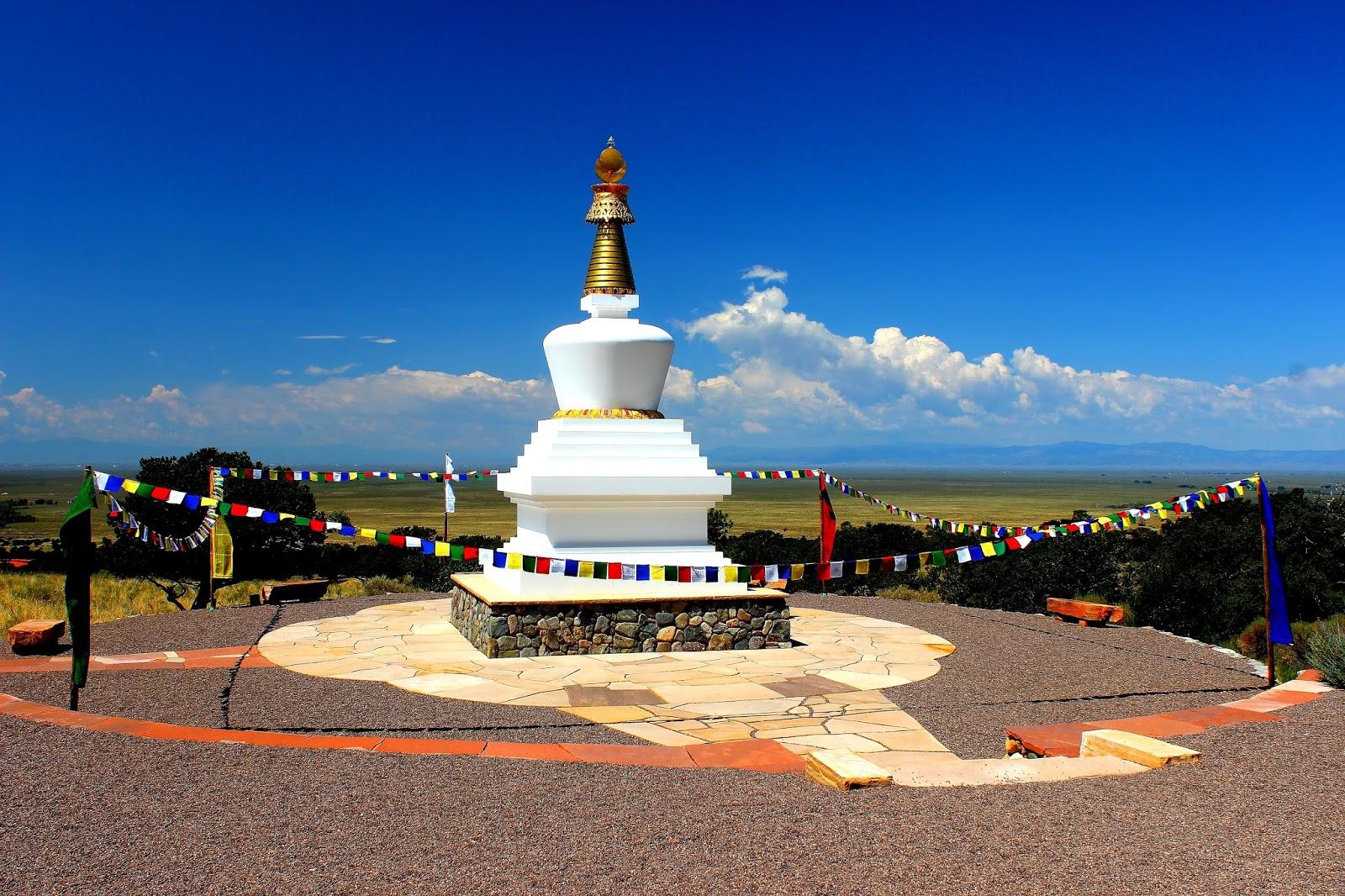 Miracle Stupa