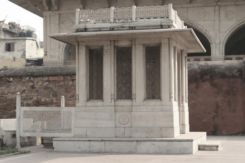 Mirza Ghalib's Tomb