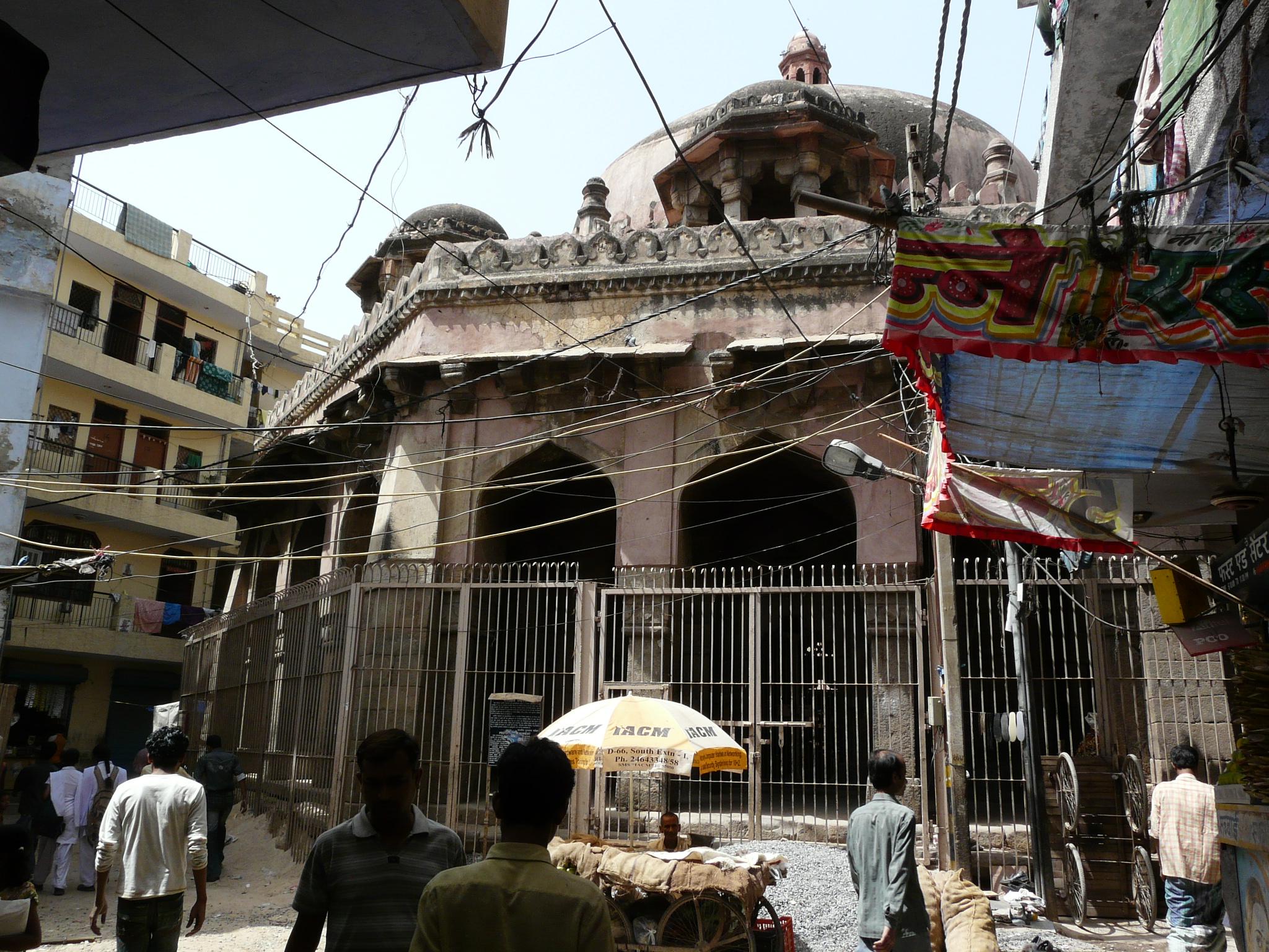 Mubarak Shah's Tomb
