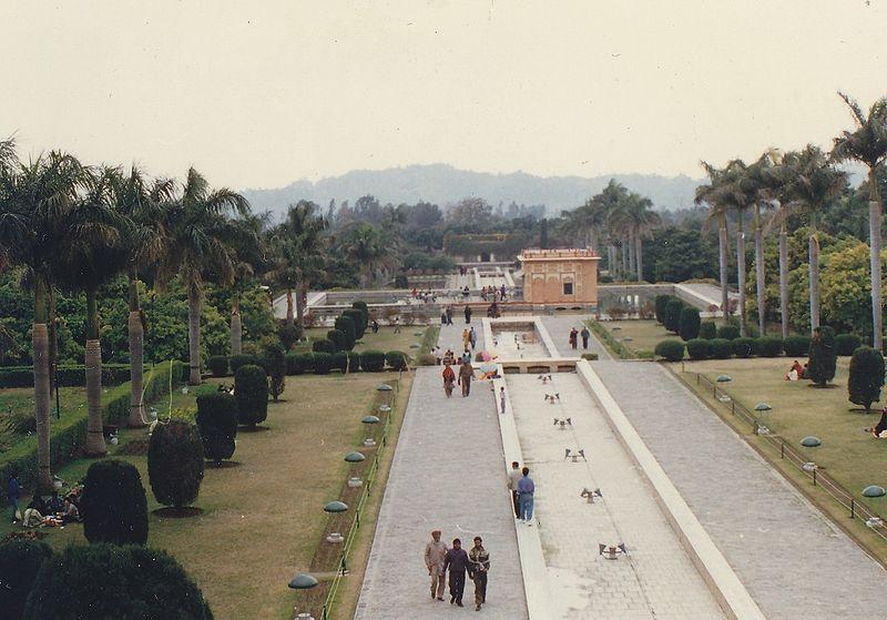 Mughal Gardens, Pinjore