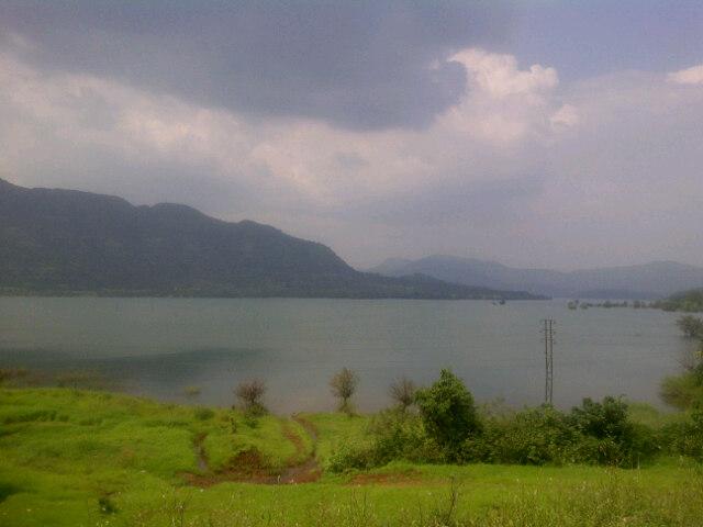 Mulshi Lake and Dam