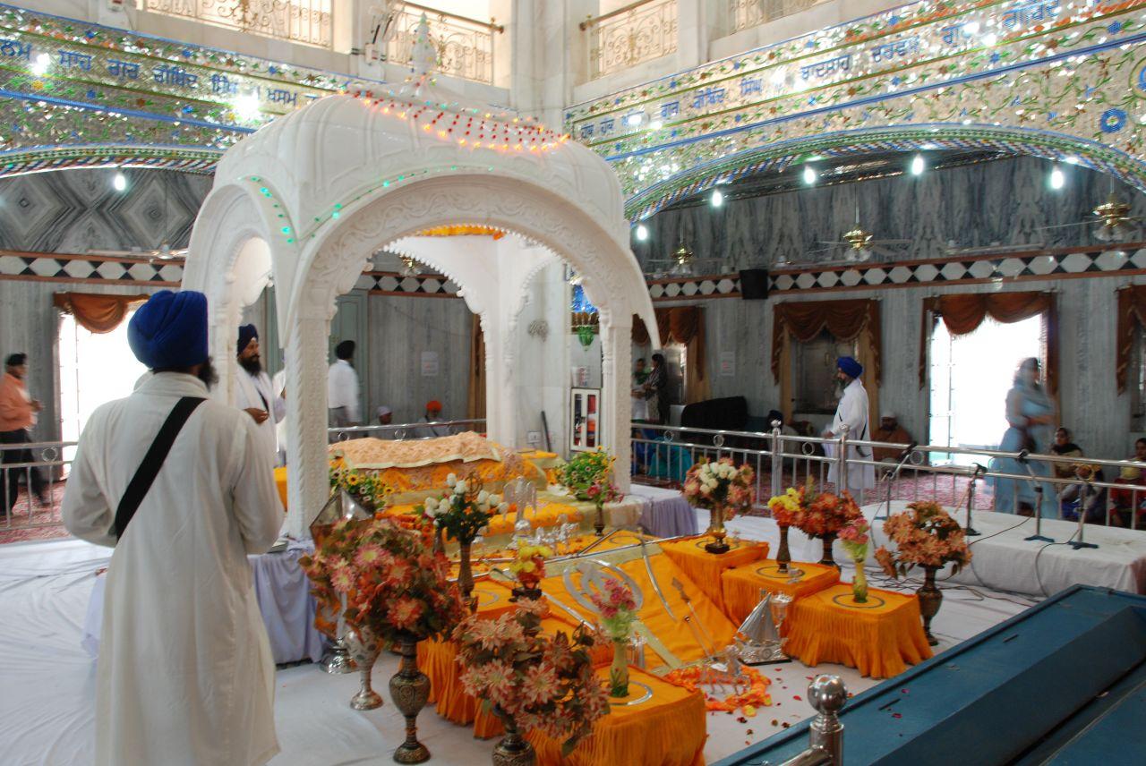 Nada Sahib Gurudwara