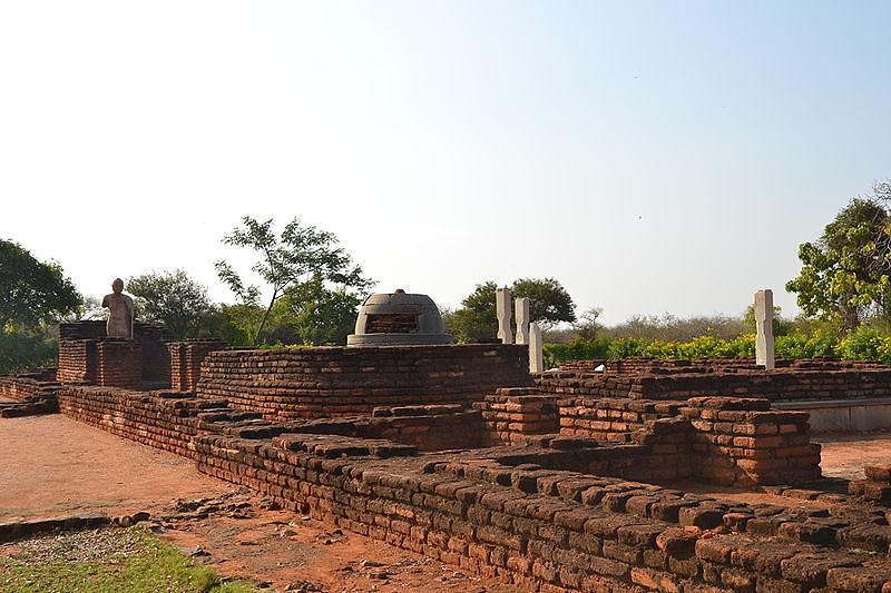 Nagarjunakonda Buddhist Stupas
