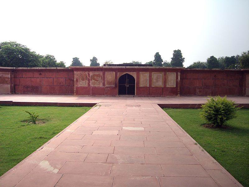Najaf Khan Tomb