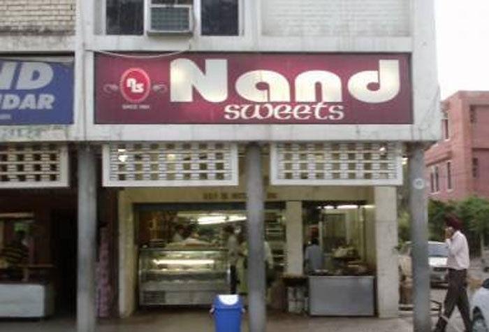 Nand Sweet's