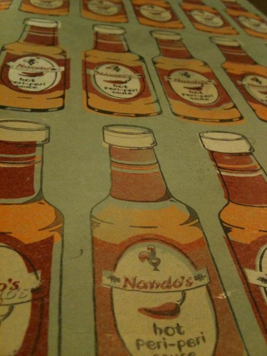 Nando's - Birmingham (Mailbox)