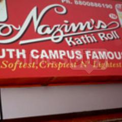 Nazim's Kathi Roll