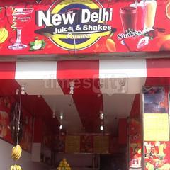 New Delhi Juice & Shakes Corner