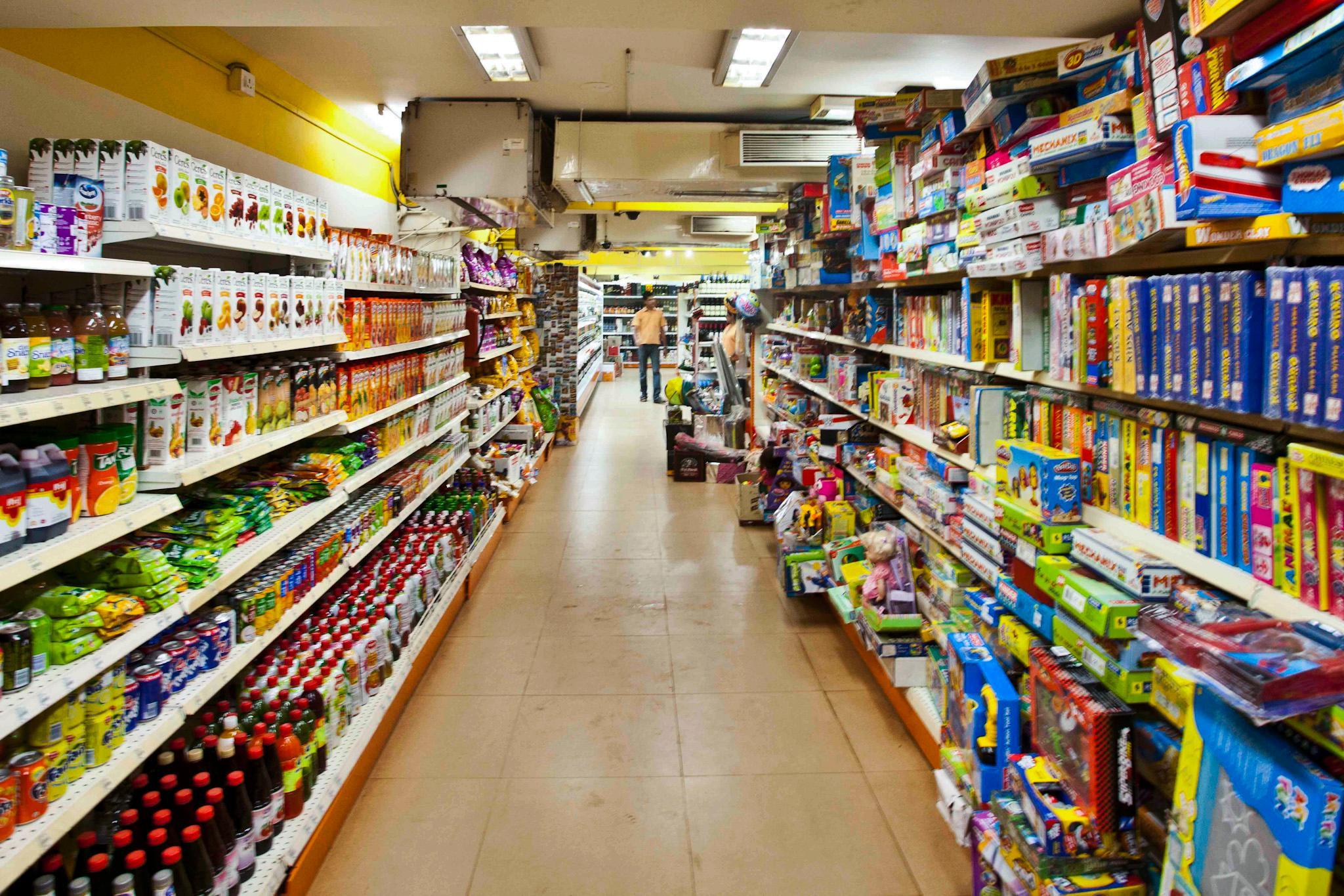 Newtons Supermarket