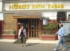 Nizam's Kathi Kababs