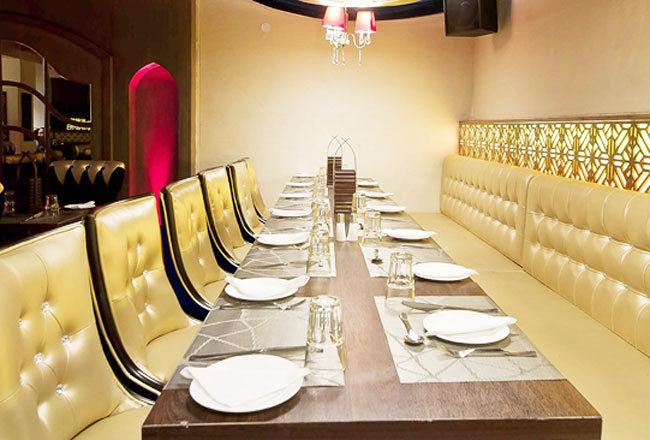 Nysha Bar & Grill