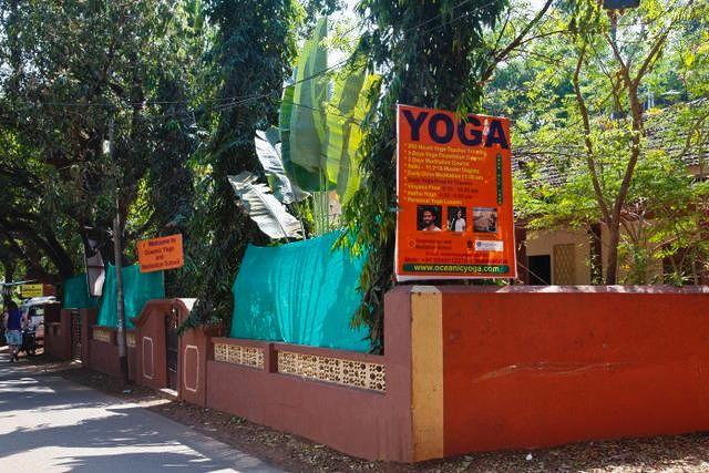 Oceanic Yoga and Meditation School