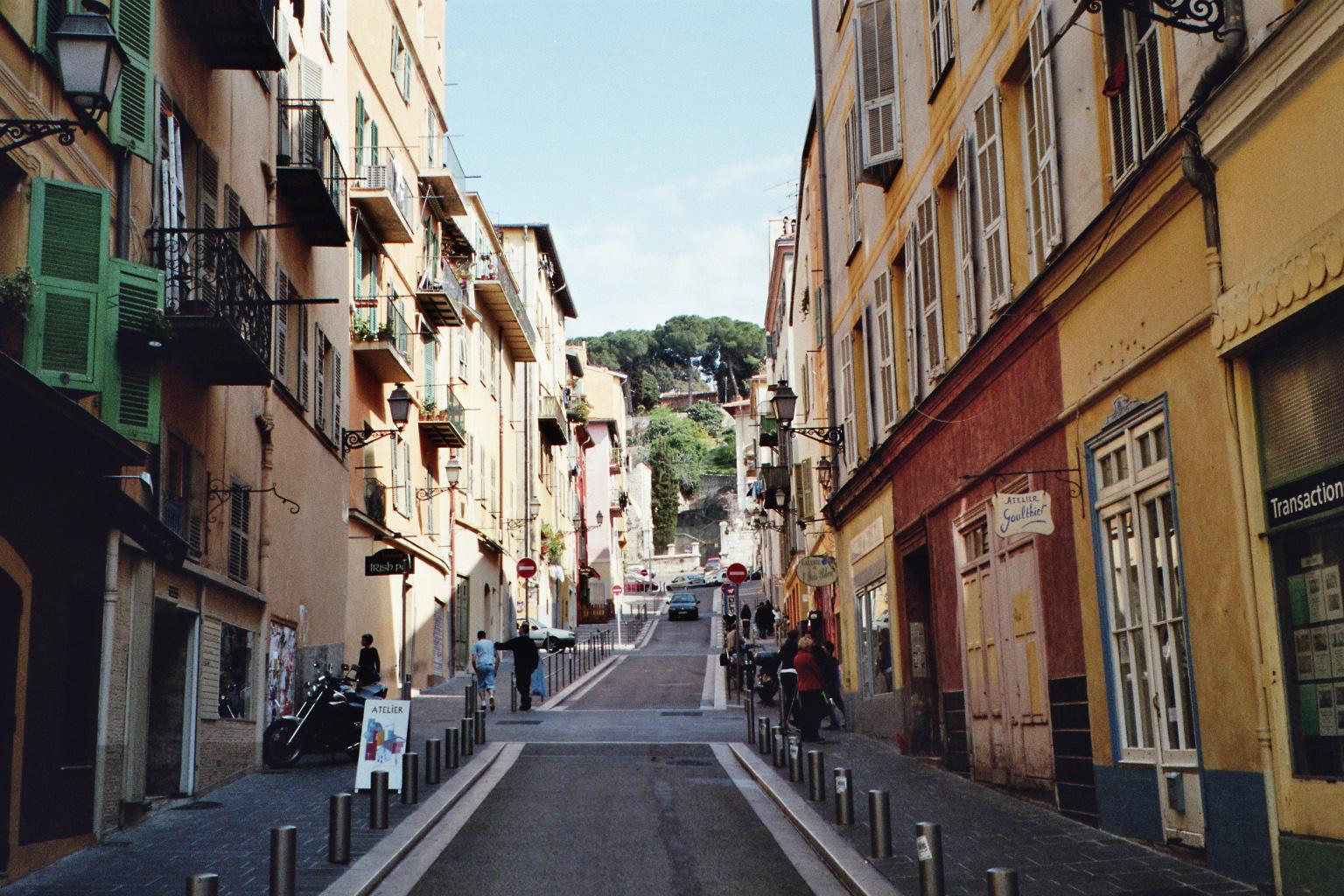 Old Town (Vieille Ville)