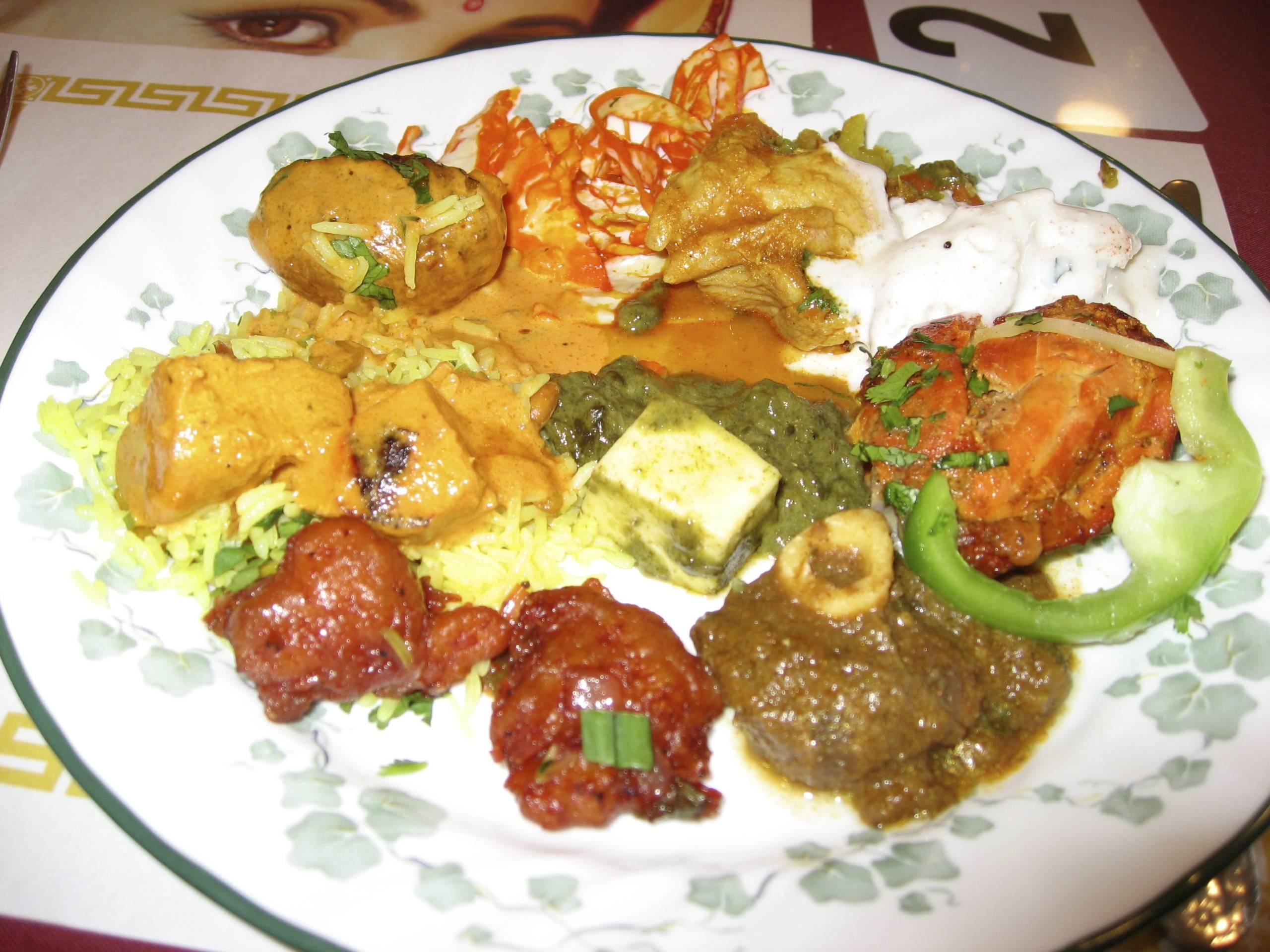 Om Shiva Buffet Restaurant