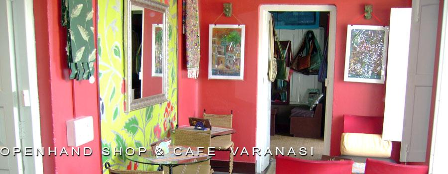 Open Hand Shop & Cafe