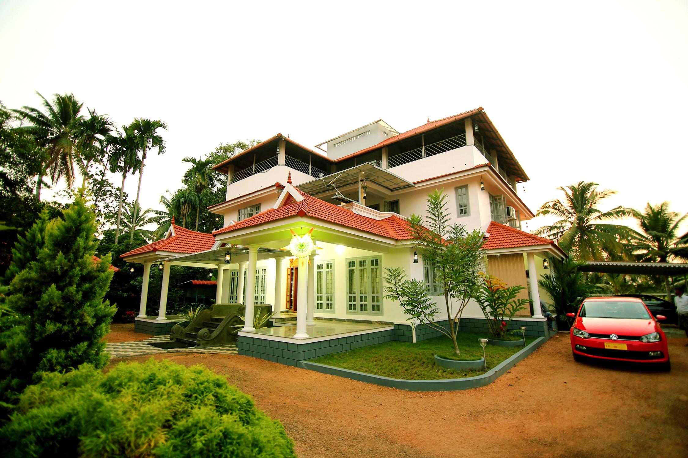 OYO Homes Backwater Villa Nedumudy