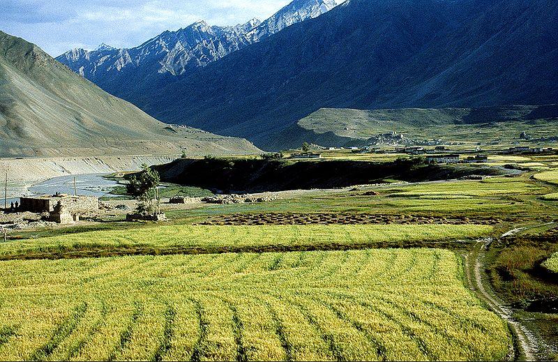 Padum Valley