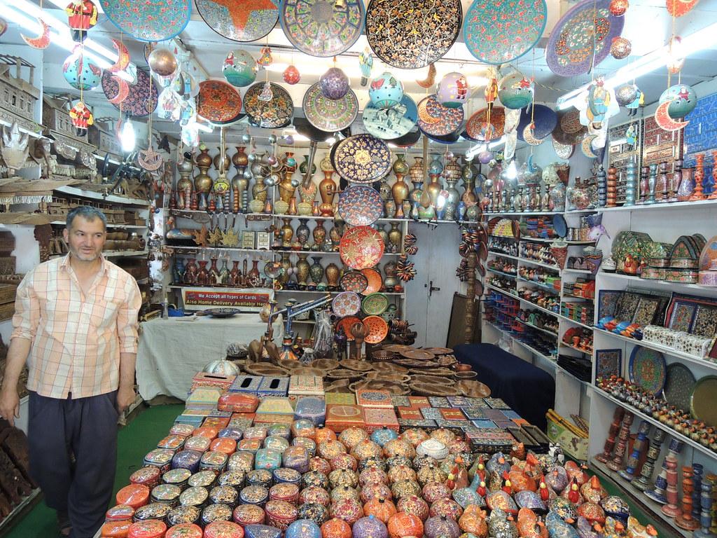 Pahalgam Main Market