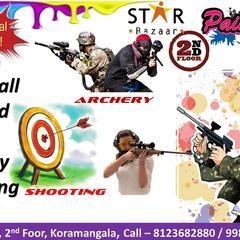 Paintball Bangalore Fun Addaa