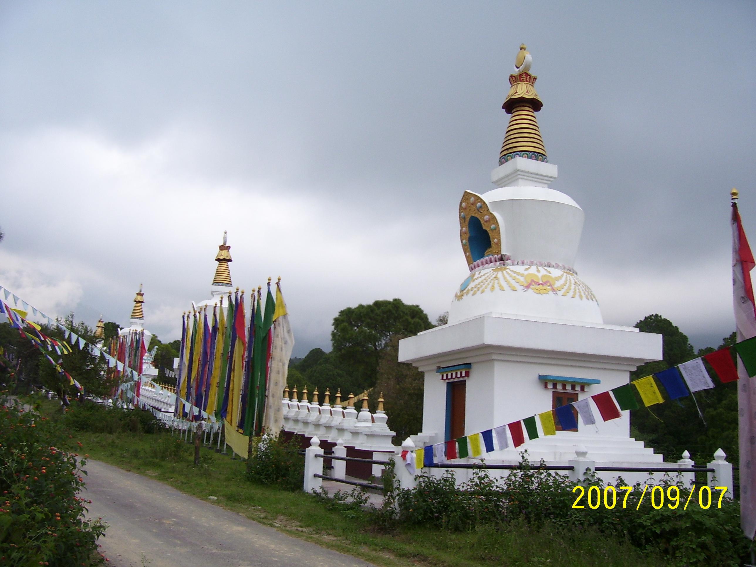 Palpung Sherab Ling Monastery