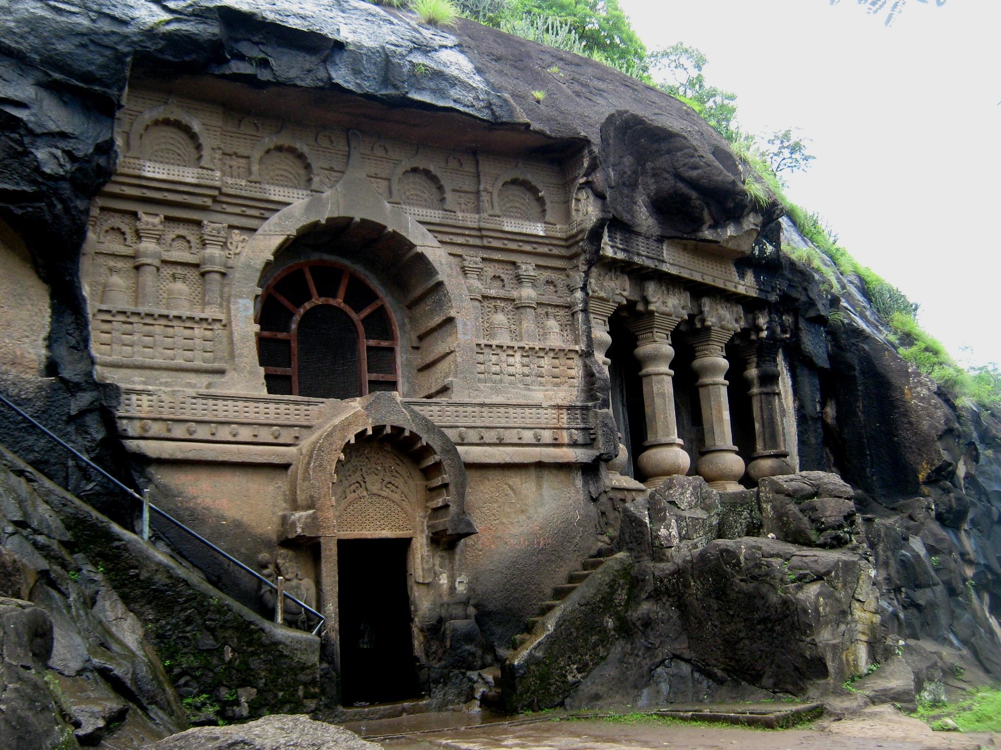 Pandav Leni Caves