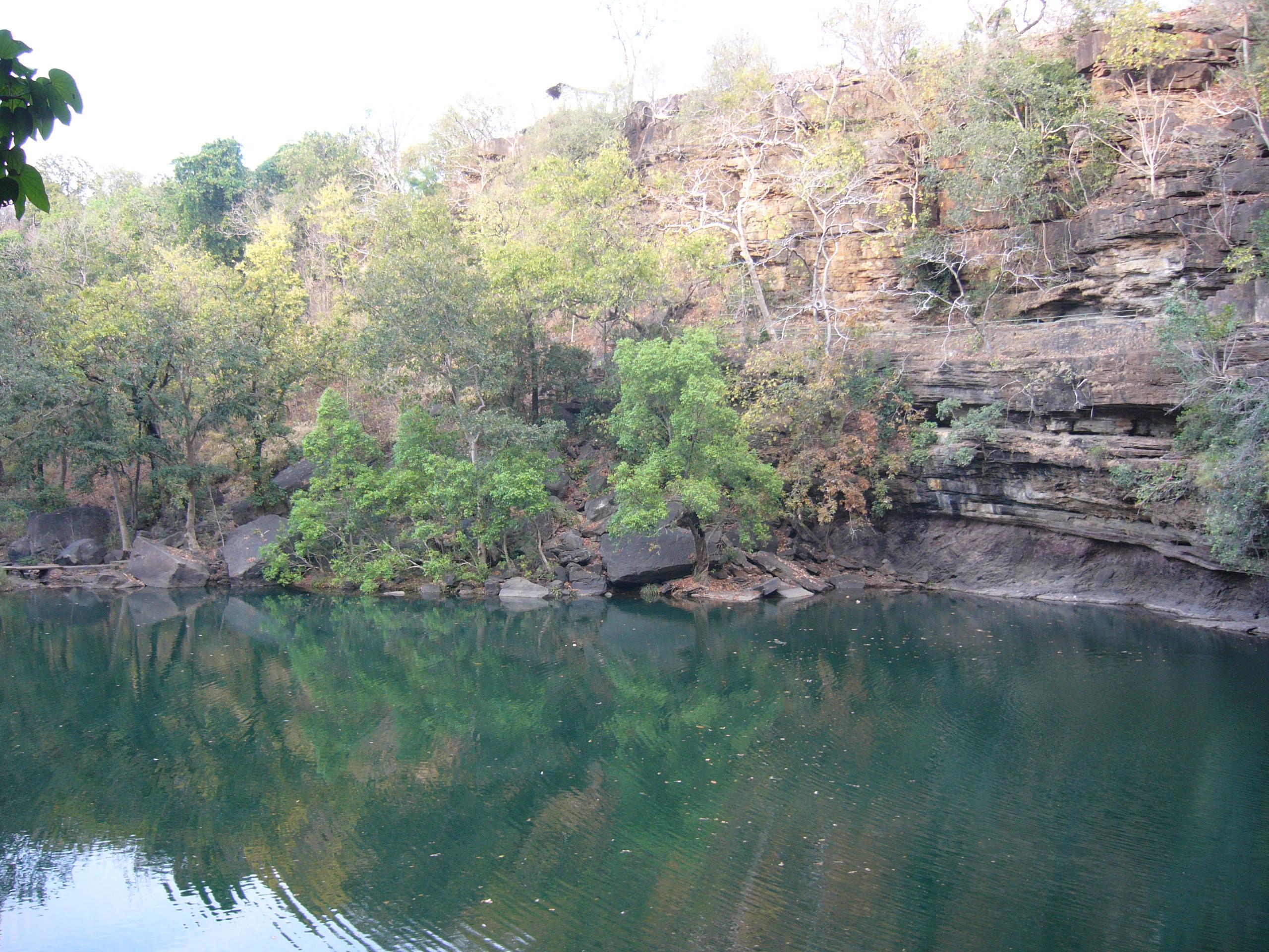 Pandava Falls