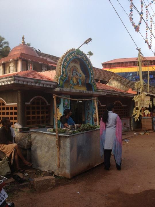 Pangode Sree Hanuman Temple