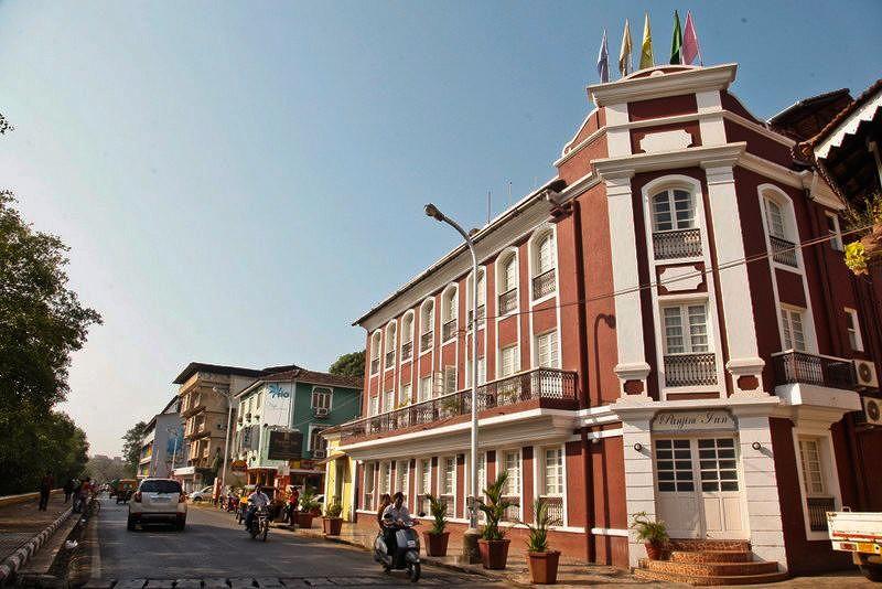 Panjim Inn Restaurant