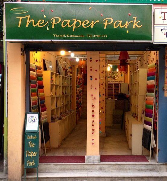 Paper Park