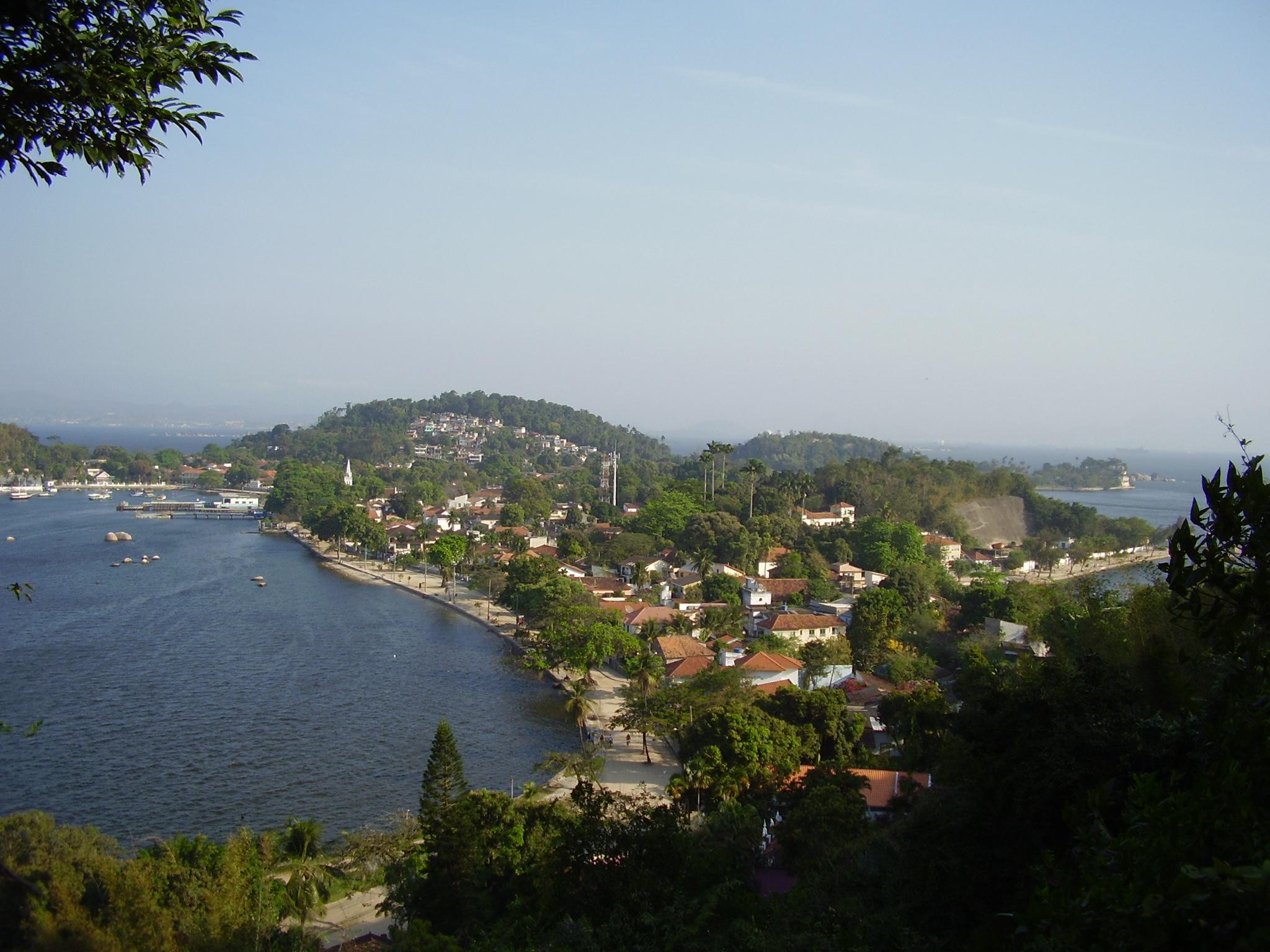 Paquetá Island Beach